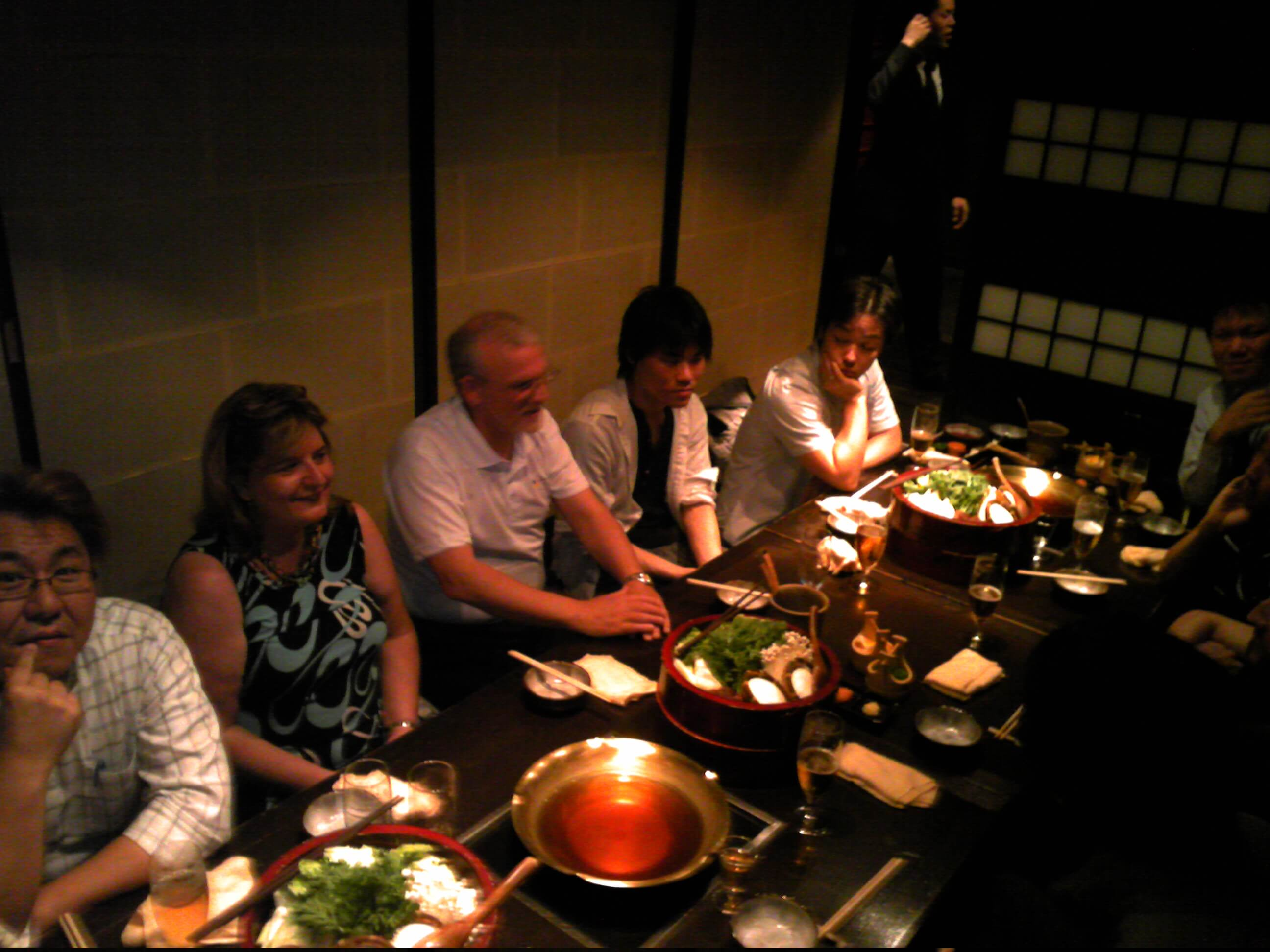 Steve Holden in Tokyo